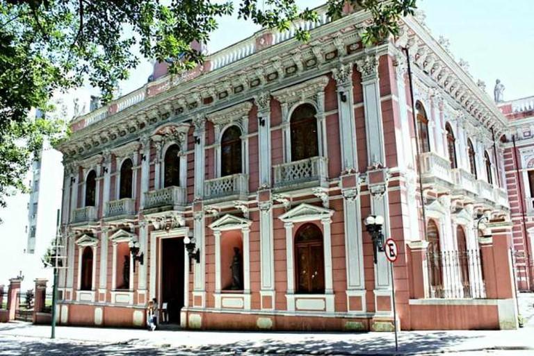 Palácio Cruz e Souza © Márcio Cabral de Moura/Flickr