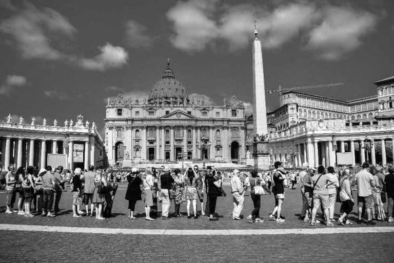 St Peter's Square | Courtesy of Elena Pagnoni