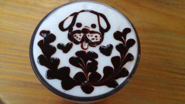 Latte art | © Heato