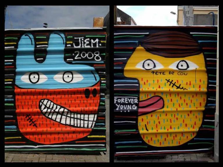 Graffiti in Wazemmes