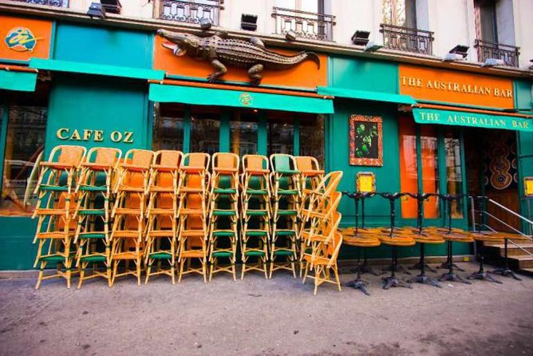 Cafe Oz