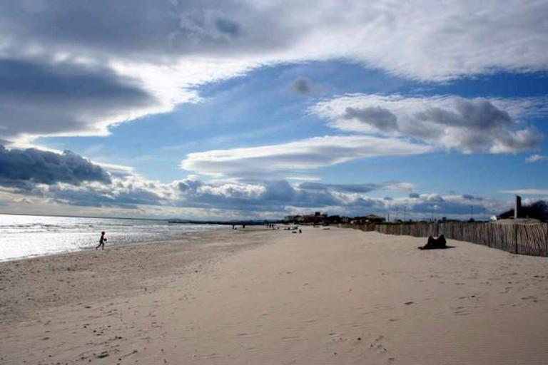 Carnon Beach | ©DanaLipárová/Flickr