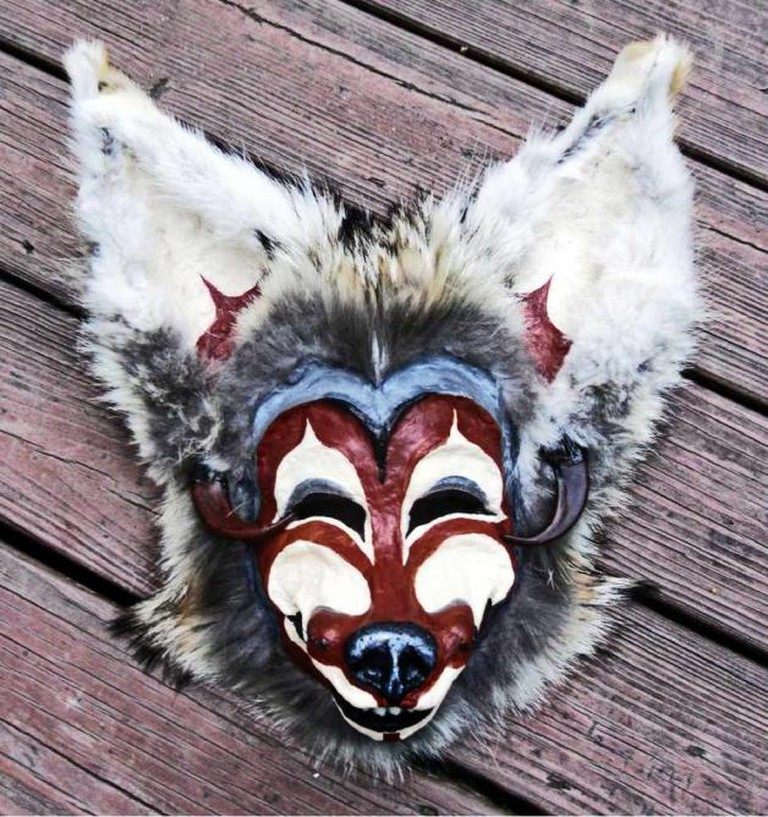 The Coyote as Trickster   © Monica McClain
