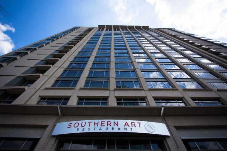 Southern Art Restaurant | © Sean Davis/Flickr