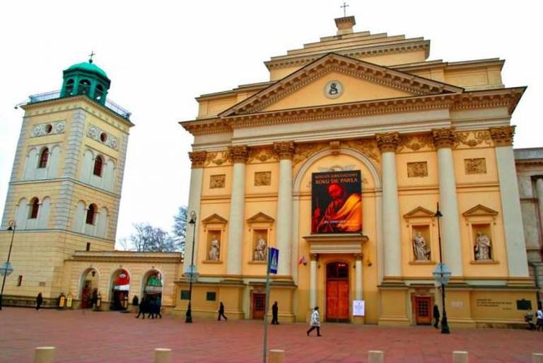 St Anne's Church | © Sebastian Partyka/Flickr