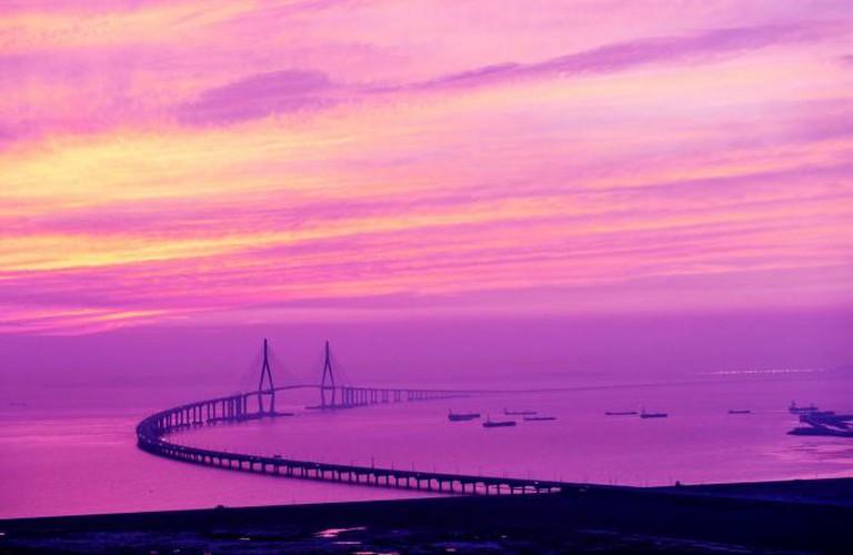Incheon Bridge © Edi Ding/Flickr