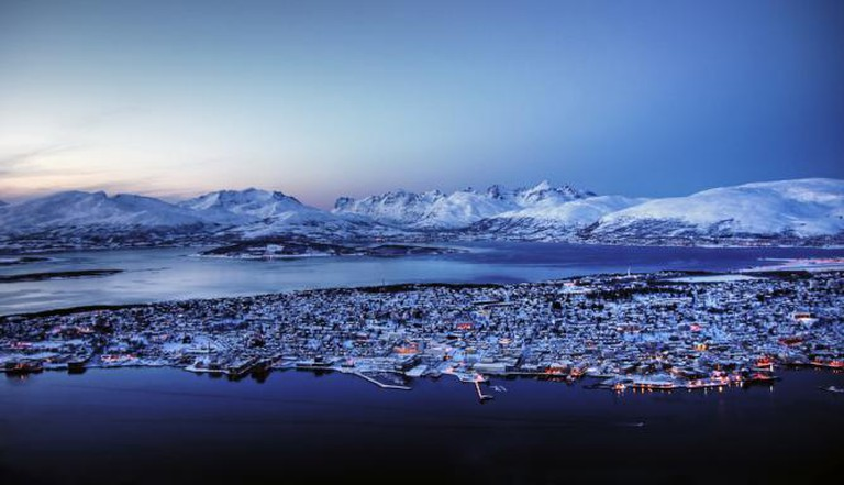Tromsø polar night © mariusz kluzniak/Flickr