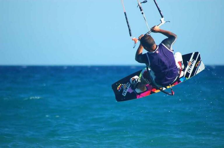 Kitesurfer | © Willtron/Flickr