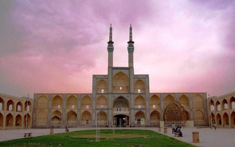 Amir Chakhmaq Complex | © Alireza Javaheri/Wikicommons