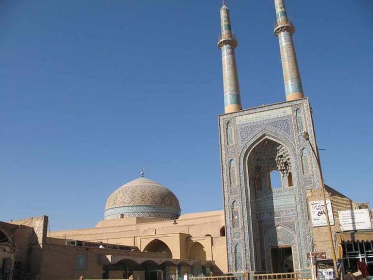 Jame Mosque | ©Ivan Mlinaric/Wikicommons