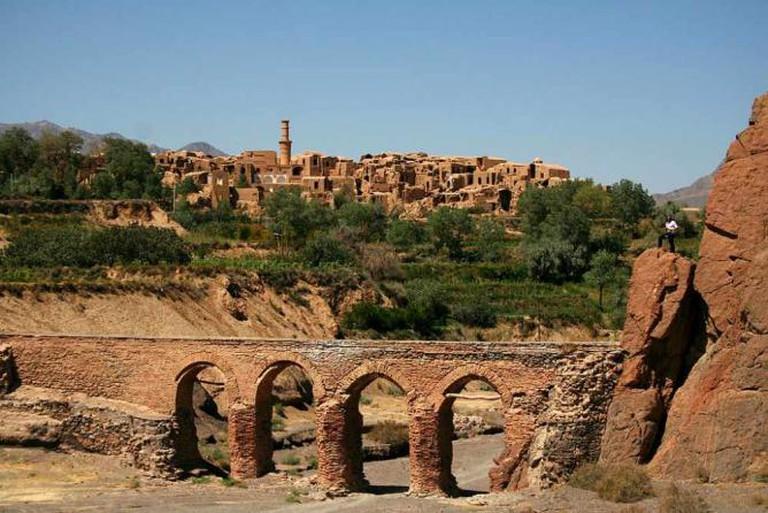 Kharanaq | ©Örlygur Hnefill/Wikicommons