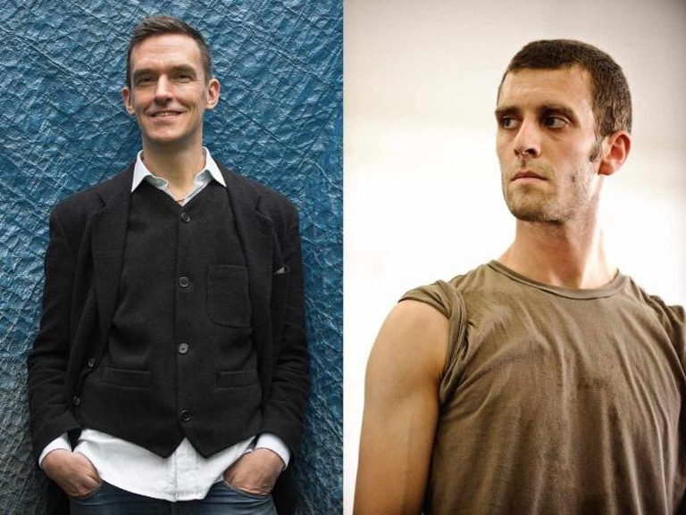 Pianist Rolf Hind (left) and Jonathan Goddard (right)   © Paul Frank Rogers (left) and © Simon Weir (right)