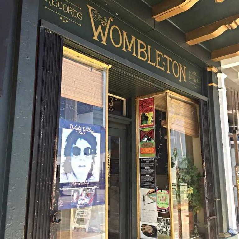 Wombleton Records   © Alex Ceja