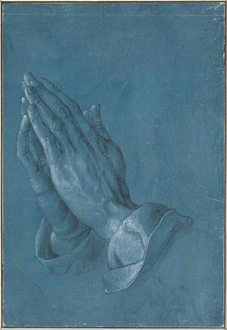 Praying Hands, 1508