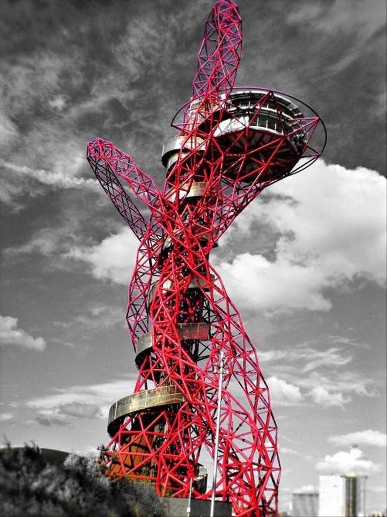 ArcelorMittal Orbit   © SarahTz /Flickr