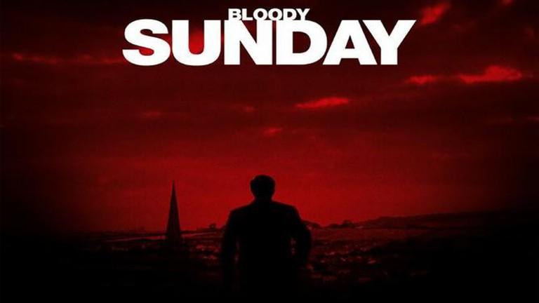 Bloody Sunday film poster   © Irish Film Board