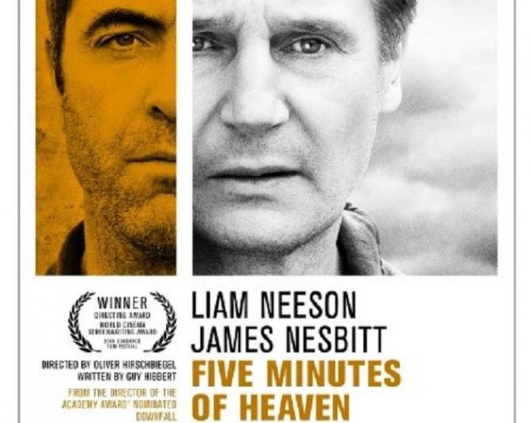 Five Minutes of Heaven film poster   © Big Fish Films