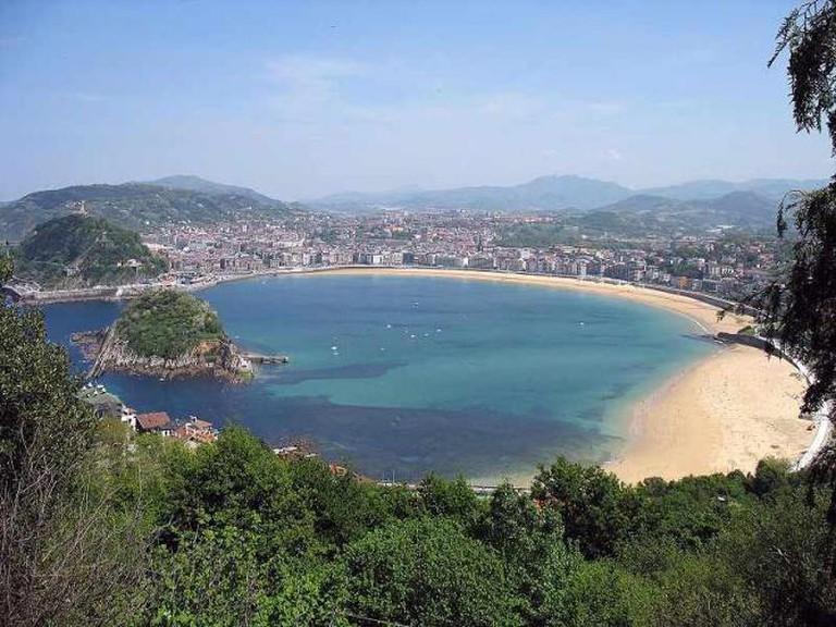 San Sebastian-Donostia | © Monster1000/WikiCommons