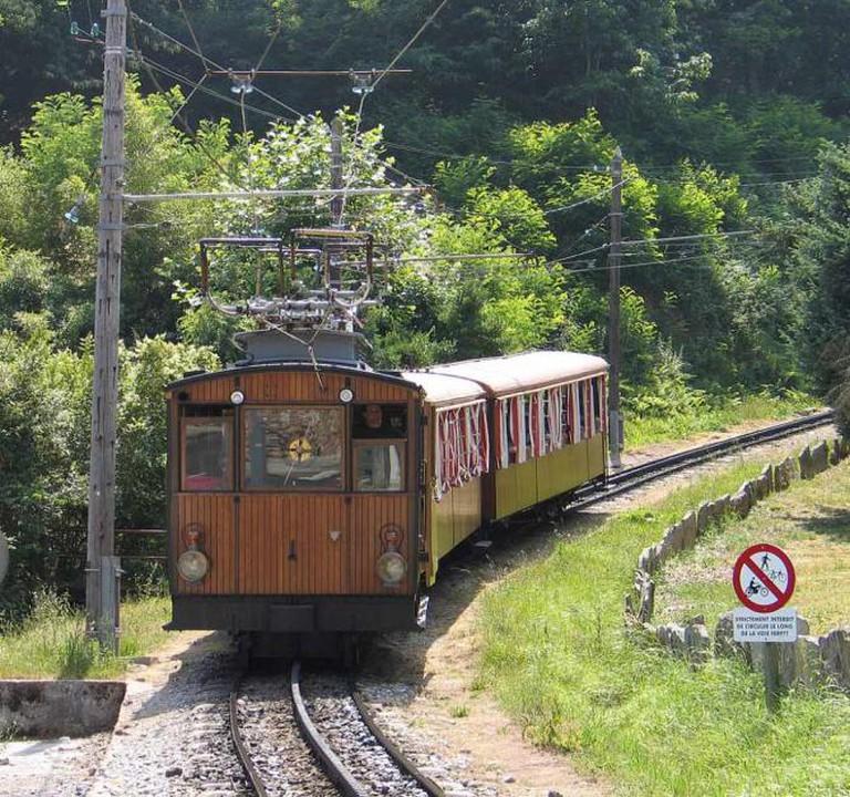 Train de la Rhune | © Superbass/WikiCommons