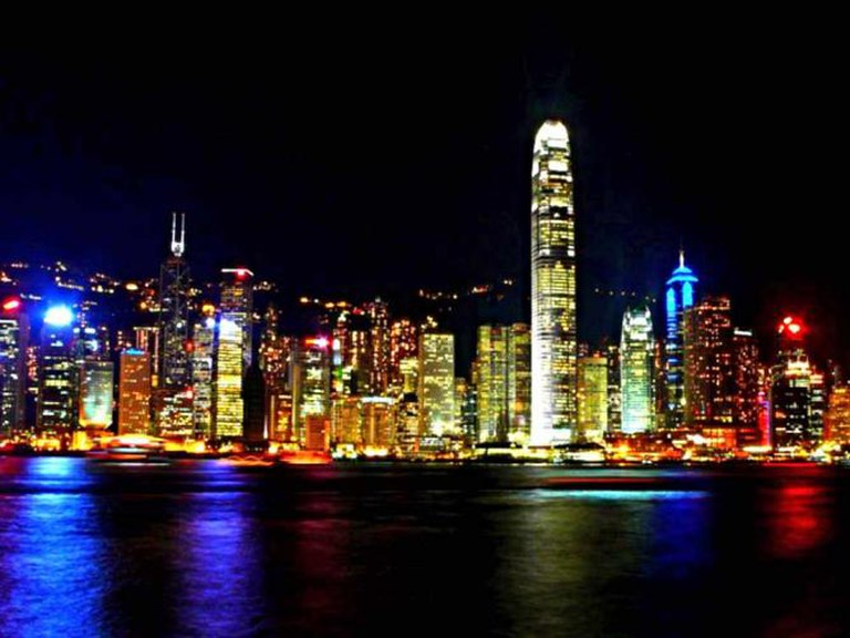 Victoria Harbour © 李小克 Klaire Lee/Flickr
