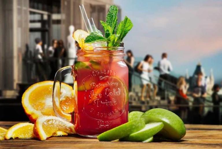 Nantucket Beach Club Cocktail | © Skylounge