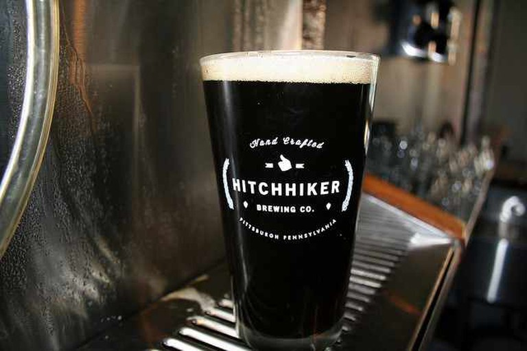 A beer from Hitchhiker Brewing Company | © Pittsburgh Craft Beers/Flickr
