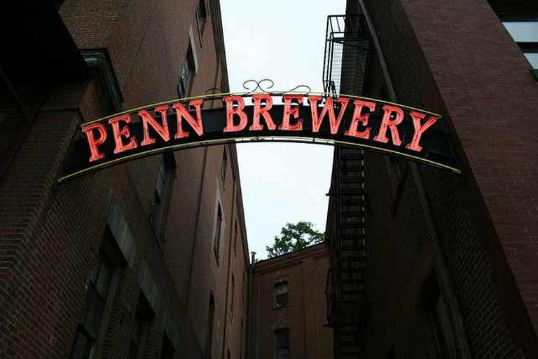 Penn Brewery | © Pittsburgh Craft Beers/Flickr