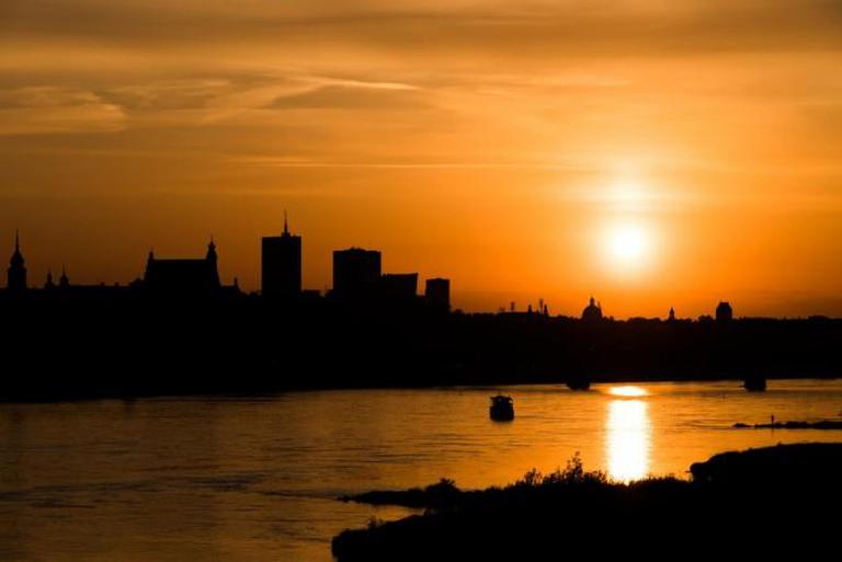 Warsaw | © Kamil Porembiński/Flickr