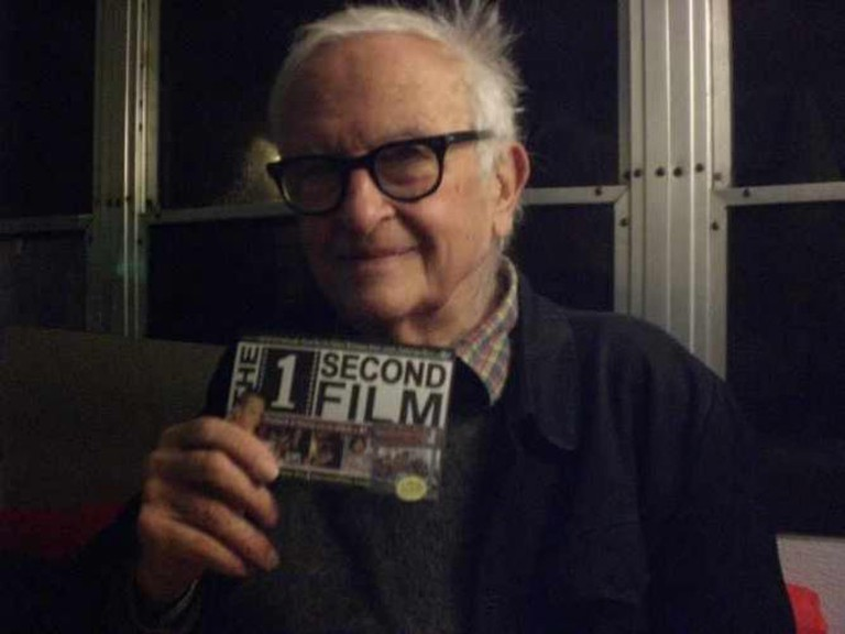 Albert Maysles | © The 1 Second Film/Flickr
