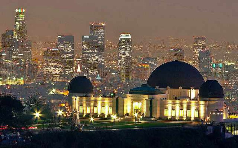 Griffith Observatory at Night | © Ron Reiring/Flickr