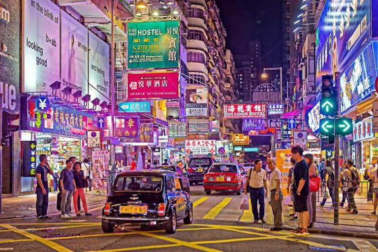 Mong Kok © johnlsl/Flickr