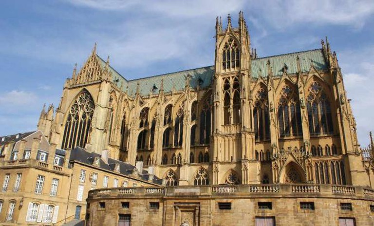 Metz Cathedral | © Paolo Picciati/WikiCommons