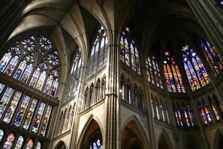 Metz Cathedral Windows | © Paolo Picciati/WikiCommons
