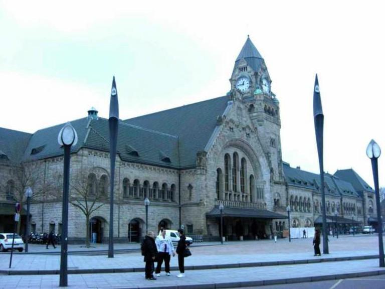 Gare de Metz | © Archimatth