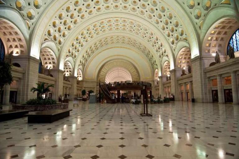 Washington Union Station | ©Mark Fischer/Flickr