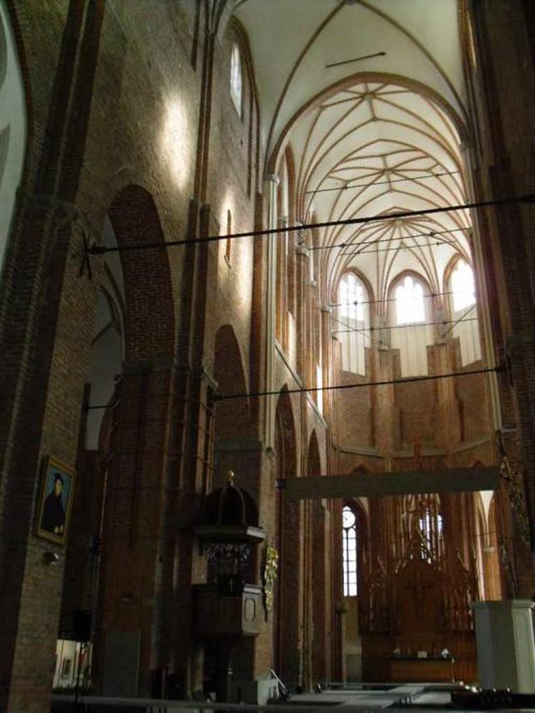 Church of Saint Peter | © Artifex/Wikicommons