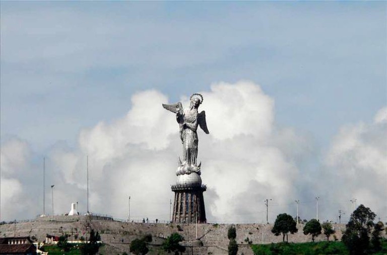 The Virgin of Panecillo
