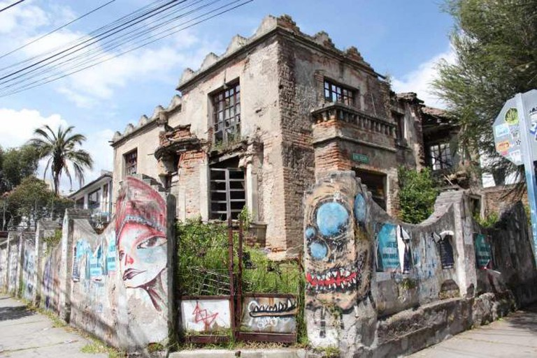 Abandon House in La Floresta