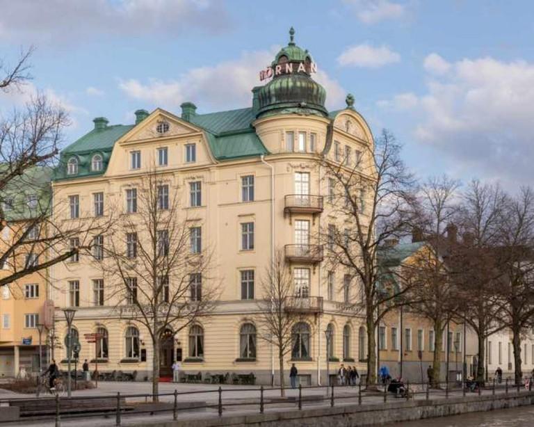 Grand Hotell Hörnan in Uppsala