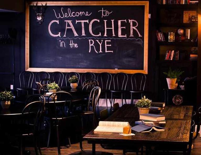 Catcher in the Rye Open-Mic Night   ©catcherintheryebar