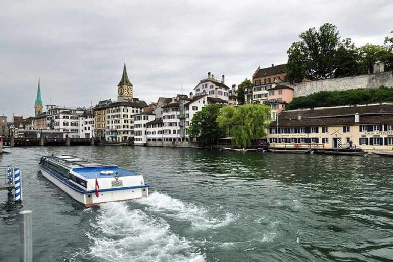 Limmat River | © Roland zh/WikiCommons