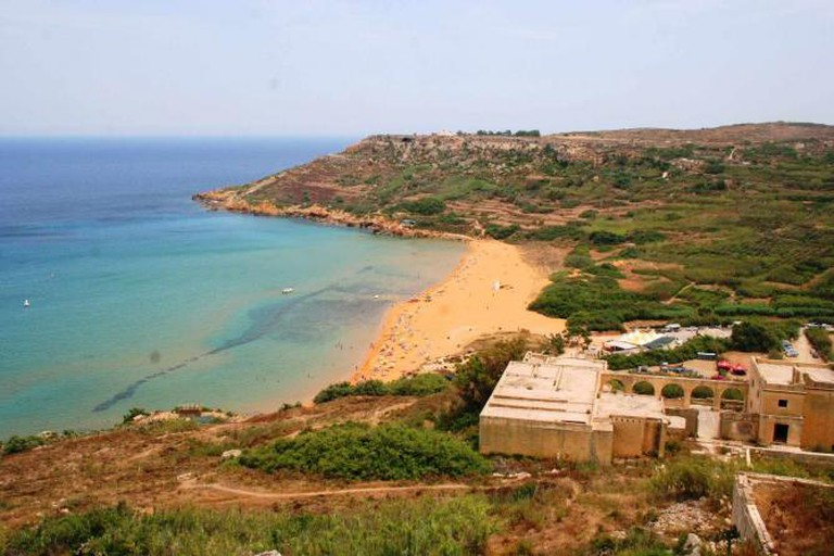 Ramla Bay | © Emily Gray
