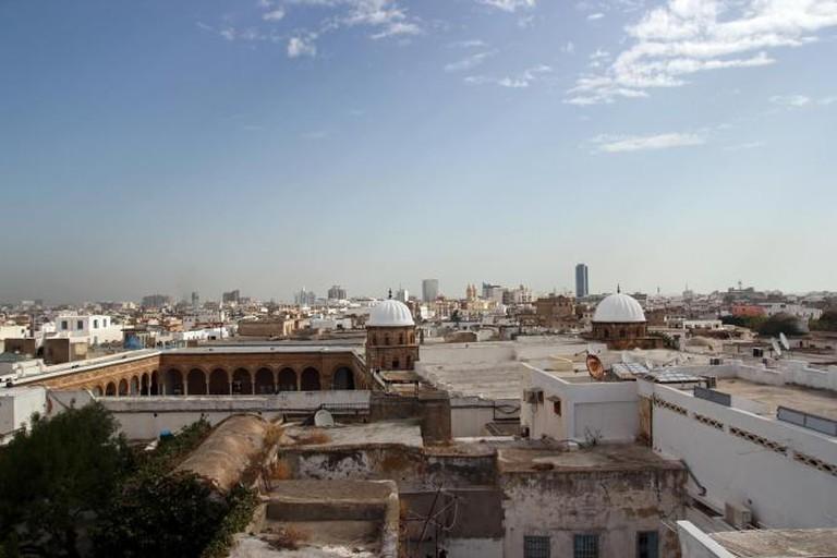 Tunis | © grolli77/Flickr