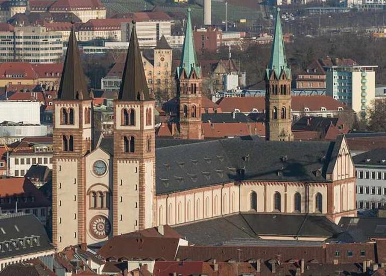 Würzburger Dom | © DXR/WikiCommons
