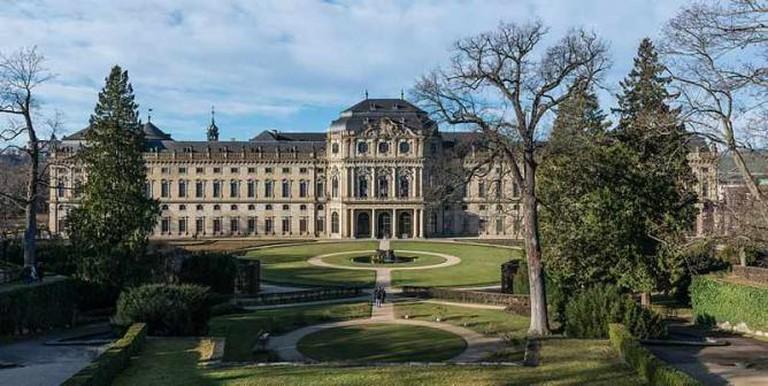 Hofgarten | © DRX/WikiCommons