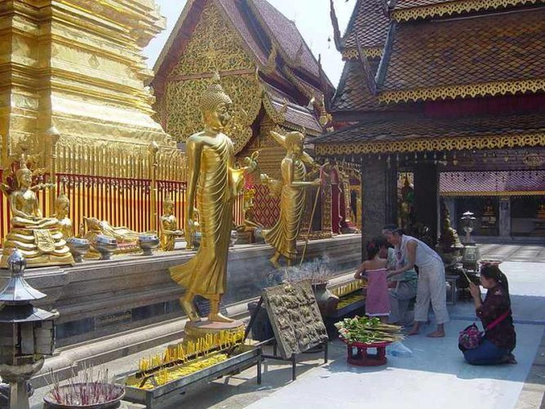 Wat Phra Doi Suthep I © Rlevse/WikiCommons