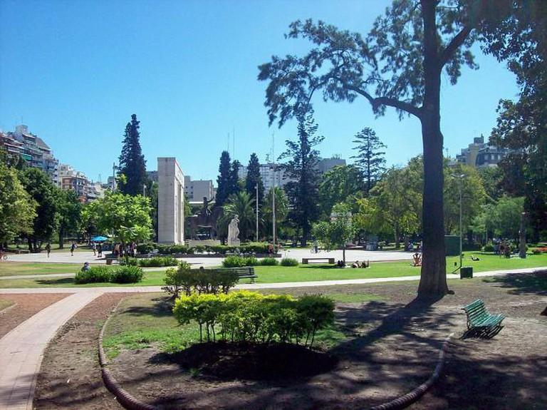 Parque Rivadavia   © Roberto Fiadone/WikiCommons