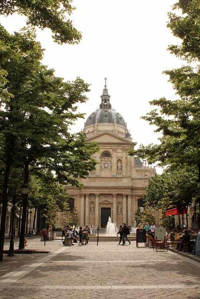 Sorbonne Square