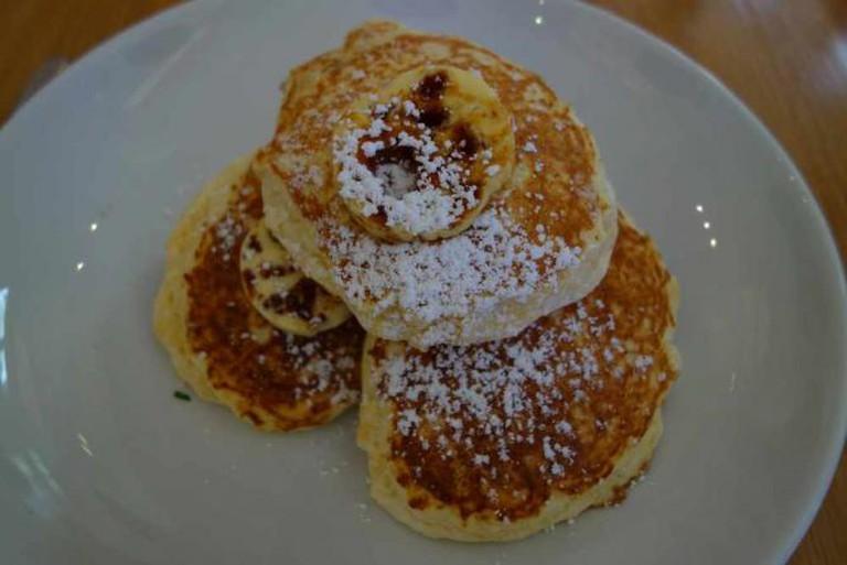 Ricotta Hotcakes at Bills © pelican/Flickr