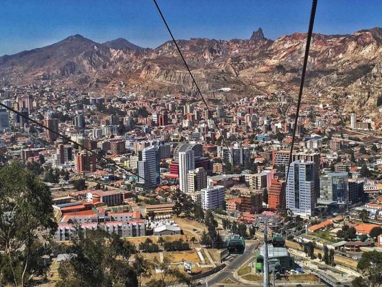 Southern District, La Paz | © Russland345/Wikicommons